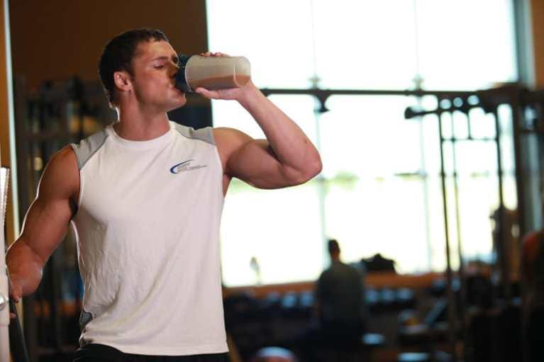 3 Batidos para Volumen Muscular