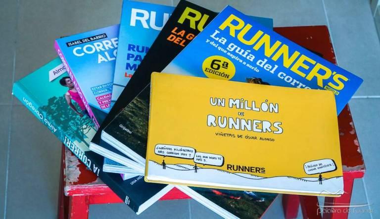 6 libros sobre running para corredores y deportistas