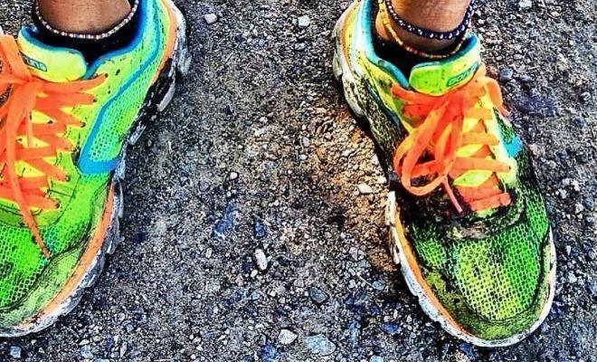 ¿Cuál es la mejor manera de limpiar tus zapatillas?