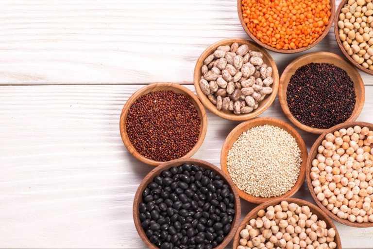 Proteínas vegetales: ¿cómo las tomo?