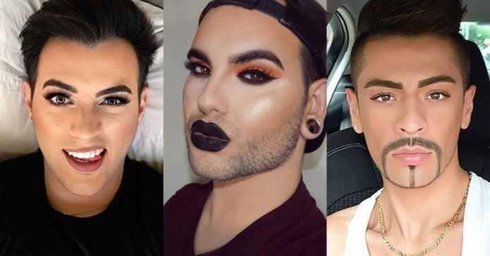 La nueva revolución en la moda: maquillaje masculino