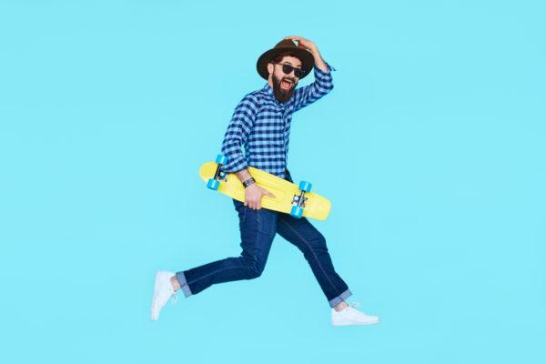 Estilo hipster: un nuevo enfoque de la moda masculina