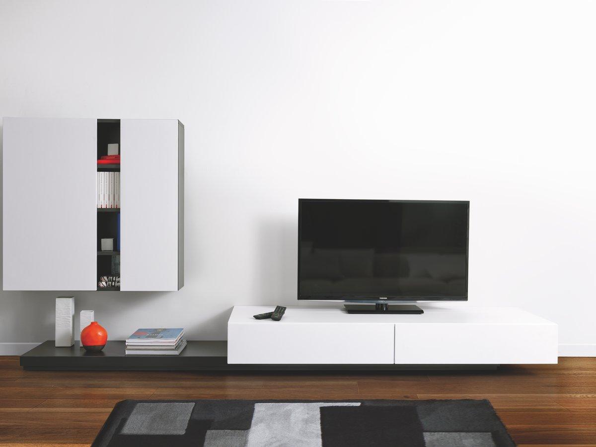 meuble tv suspendu schmidt
