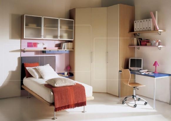 kids room wardrobe