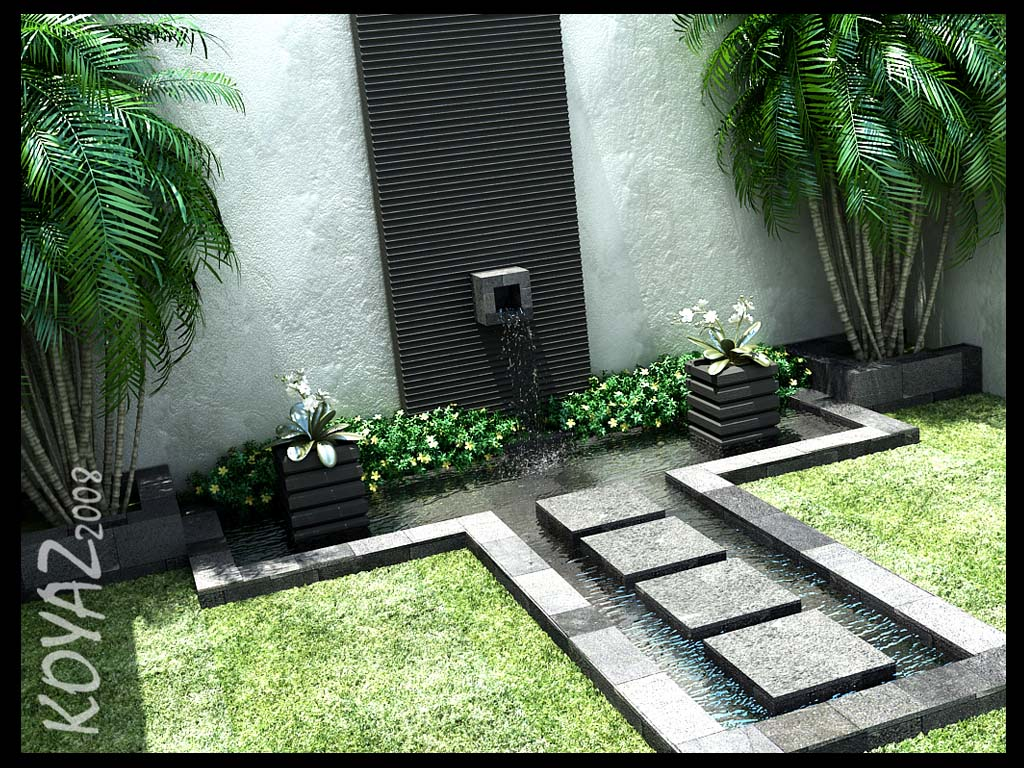 Home Landscape Design