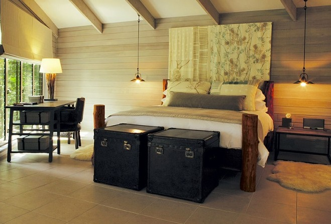 sydney beachhouse bedroom