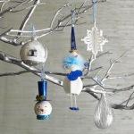 枝でクリスマスデコレーション  ー2ー