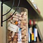 ワインを飾る場所