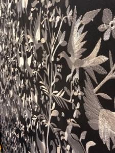 [snap]刺繍の壁紙