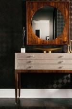 [snap]洗練された木目づかいの家具