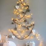 ツリーではないクリスマスツリーのアイデア
