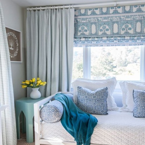 curtains and blinds insulate and soundproof home