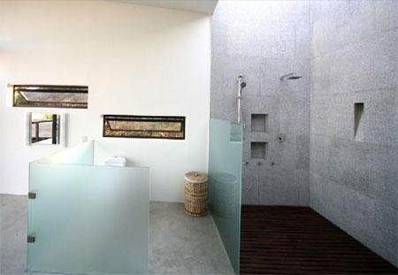 HOME DZINE Bathrooms Self Levelling Cement Screed Floor