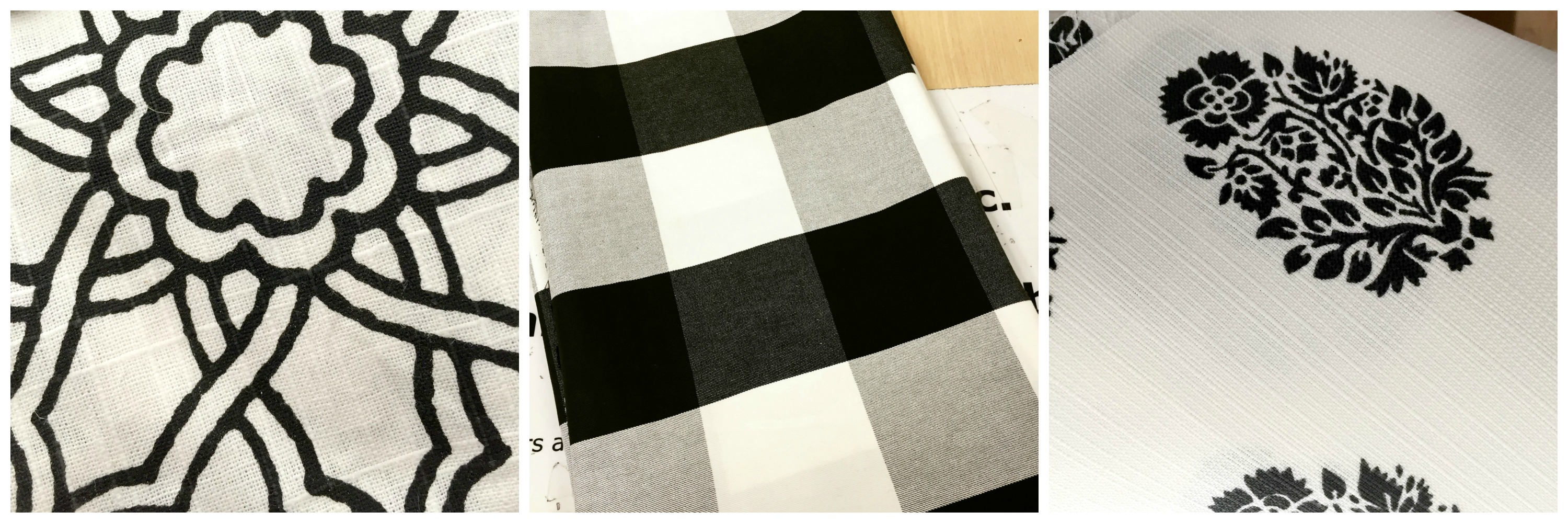 Buffalo Check Is My New Obsession Or How I Made No Sew Cafe Curtains Again Home Everyday