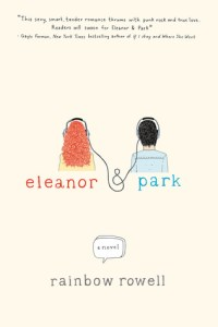 Eleanor and Park reading challenge 2017