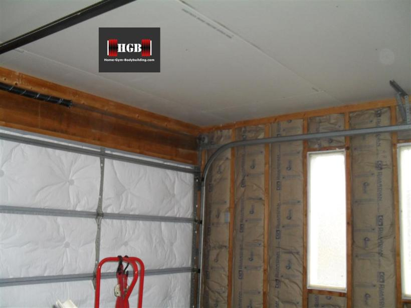 Drywall garage ceiling code energywarden