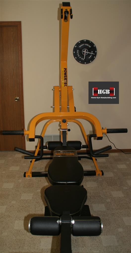 Powertec Workbench Leverage Gym Wb Ls Review