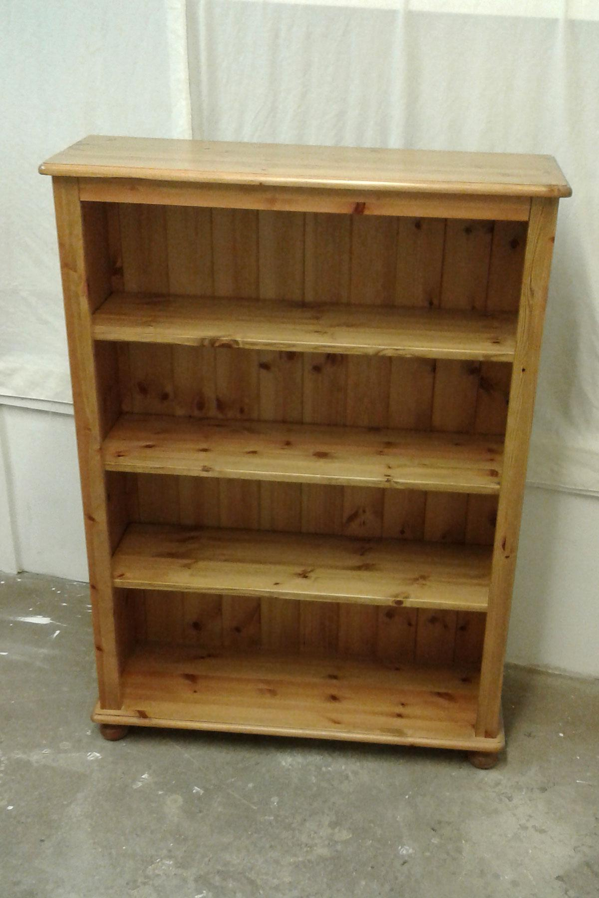 Pine Bookcase And Pine Book Shelves From The Home Pine