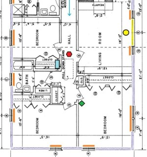 The Best Home Alarm System Layout for Perimeter and Interior