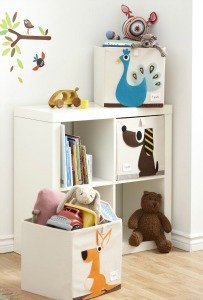 kids' storage boxes