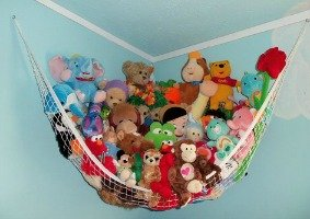 stuffed animal net