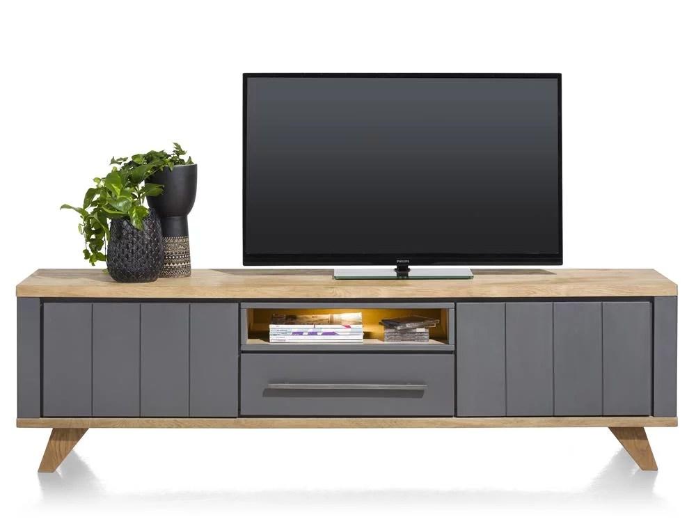 meuble tv jardin 210x45 xooon home