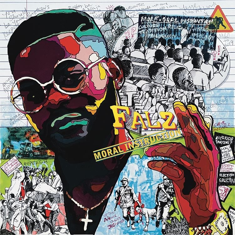 ALBUM: Falz - Moral Instruction (Album Art + Tracklist)
