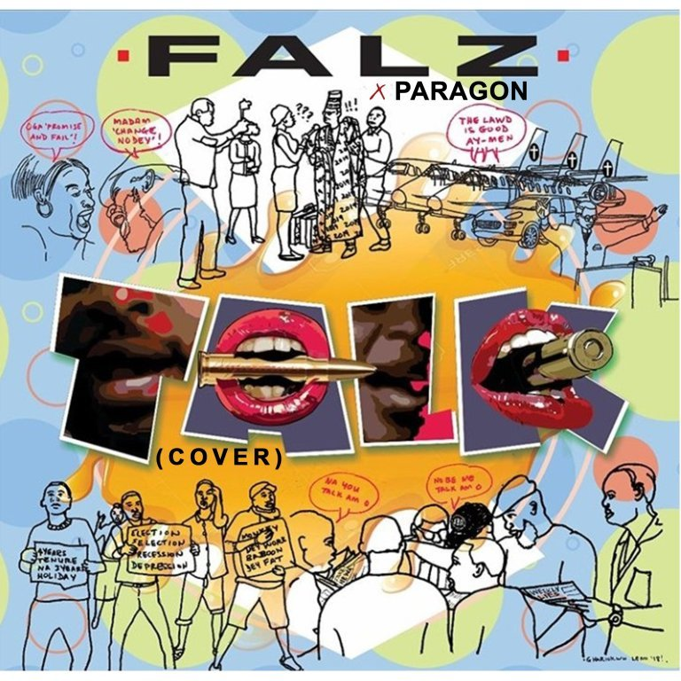 MP3: Paragon – Talk (Falz cover)
