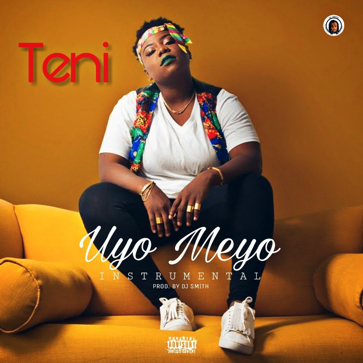 INSTRUMENTAL: Teni - Uyo Meyo (Prod. By DJ Smith)