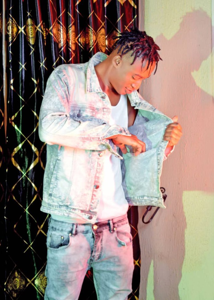 Infinity releases new promo pictures in anticipation to the release of his new single with Erigga 4