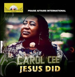VIDEO: Carol Cee - Jesus Did 2