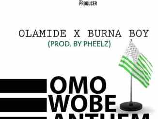 Olamide ft burna boy Omo Wobe