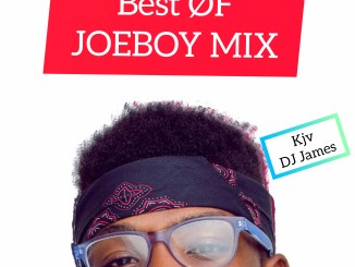 MIXTAPE: Best Of Joeboy DJ Mix - (By KJV DJ JAMES)