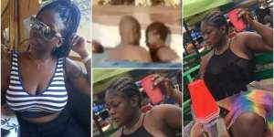 Video of Another Slay Queen Having $ex in The Pool Surface Online