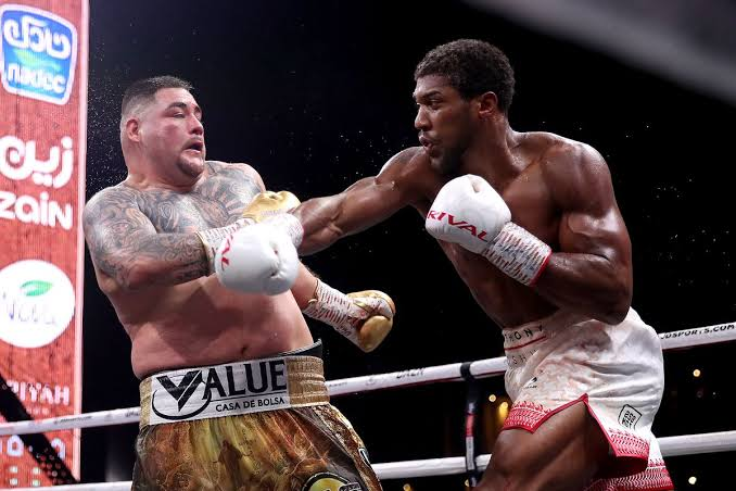 Andy Ruiz Jr Vs. Anthony Joshua 2 Full Fight