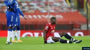 MORE PROBLEMS! Man United Star Pogba Suffers New Injury (See Details)