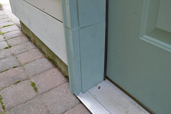 Replacing Exterior Door Frame Intercasher Info