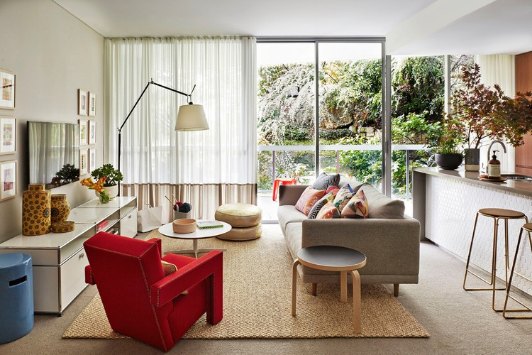 The Art Apartment by Arent&Pyke