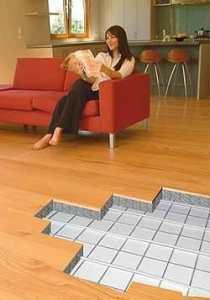 underfloor heating benefits