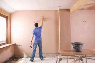 plastering costs