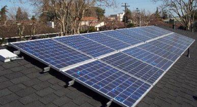 solar panels permission