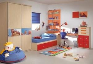 large bedroom storage solution