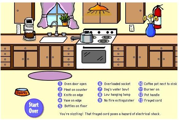 Autism Kitchen Safety