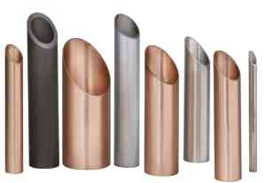 steel and coper pipes prices