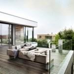 Scandinavian Patio Design Ideas & Photos
