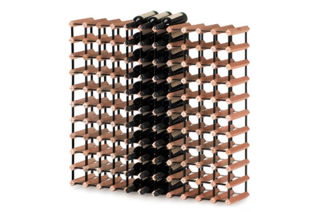 Bordex 120 Bottle Wine Rack DIY Kit