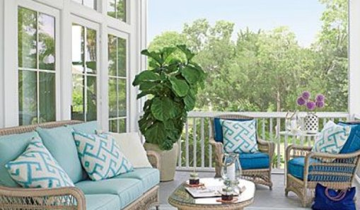 Coastal Patio Style We Can Get Use