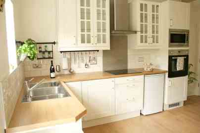 classical cream kitchen for family homes