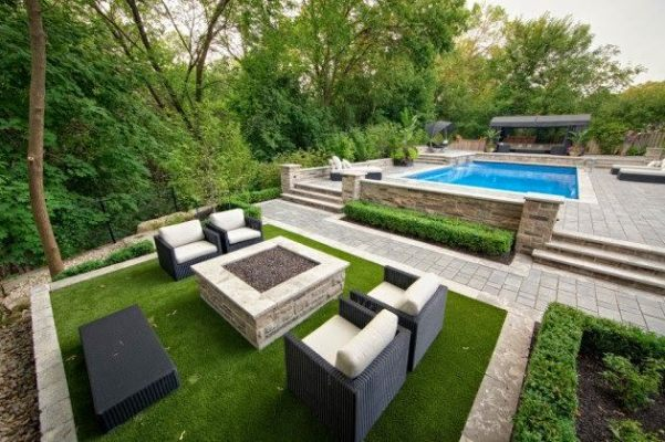 Incredible Modern Gardens Ideas in...
