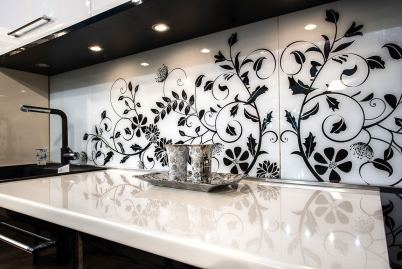 modern and elegant kitchen wall tiles